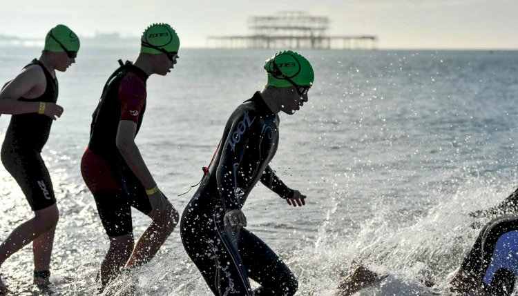 We have all you need for the Brighton triathlon