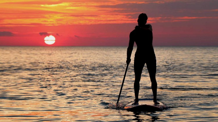 Brighton Watersports SUP & kayak hire